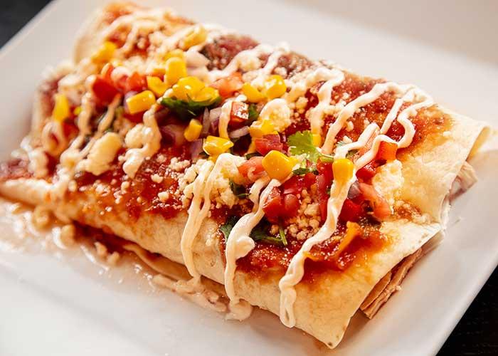 Burritos Supremos - El Toro and El Potrero
