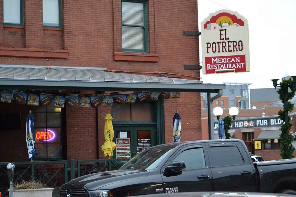 El Potrero Restaurant Lincoln NE