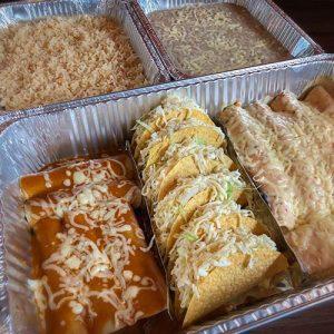 family feast dinner - family pack